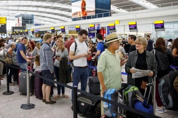 Названа вероятная причина компьютерного сбоя в British Airways – СМИ