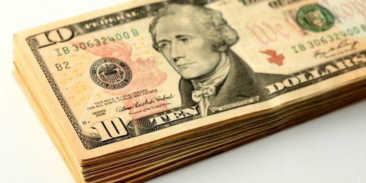Доллар США пытается выйти из забытья
