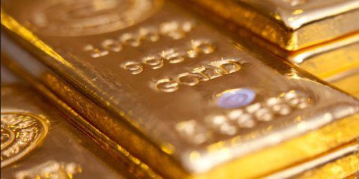 Россия резко нарастила резервы в золоте