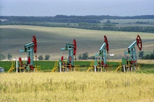 Себестоимость нефтедобычи в России оценивается в 3-8 долларов за баррель