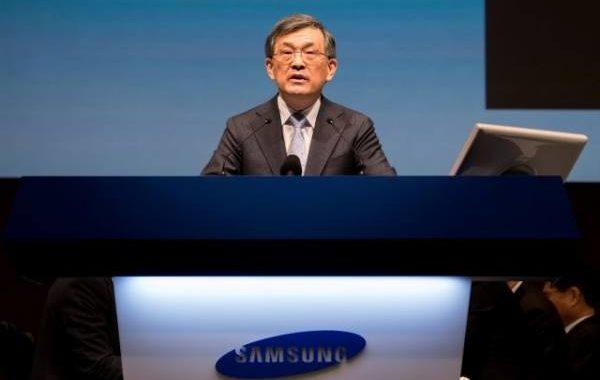 Гендиректор Samsung Electronics объявил о намерении покинуть компанию