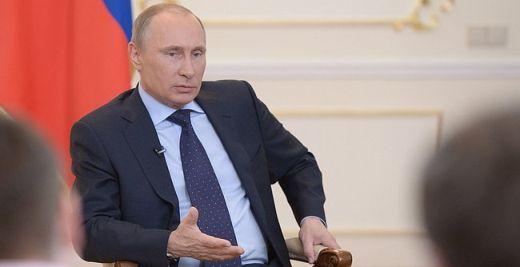 Владимир Путин: использование криптовалют несет и серьезные риски