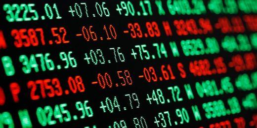 В преддверии заседания ЕЦБ ключевые биржевые индексы ЕС «ушли» в минус