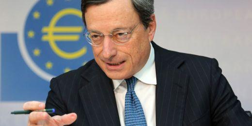 Евро дешевеет после решения Европейского центрального банка